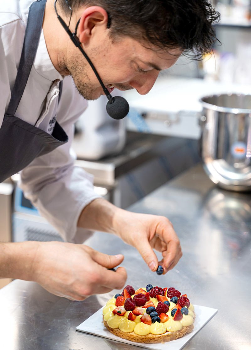 torta Corrado Carosi